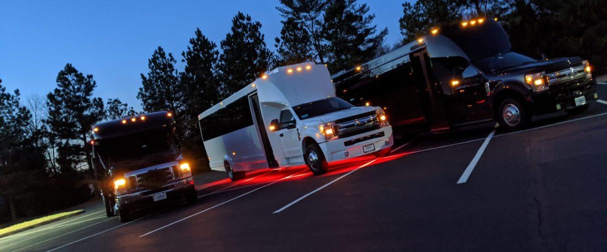party bus ideas for a new year